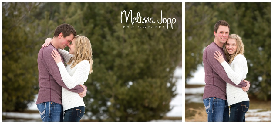 country engagement session cologne mn with victoria mn wedding and engagement photographer