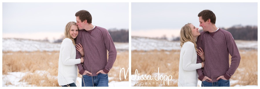 engagement photographer victoria mn country engagement session cologne minnesota