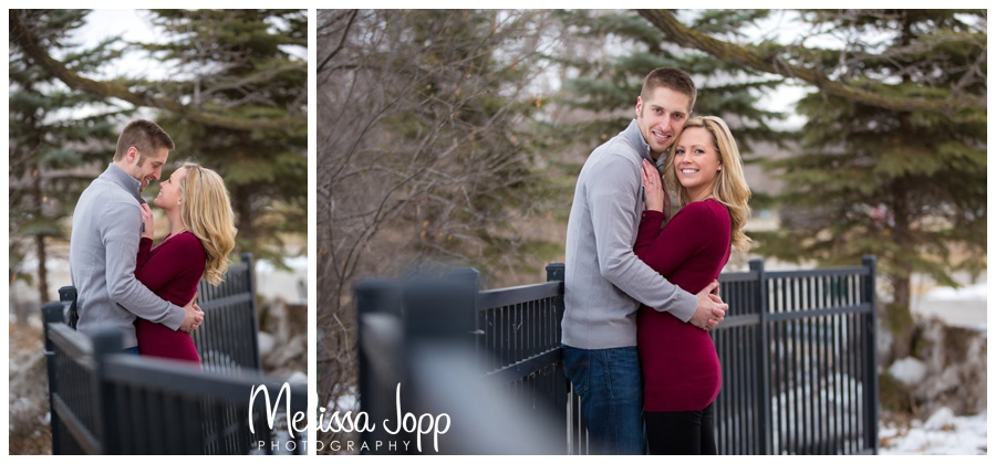 victoria mn wedding and engagement photographer winter session