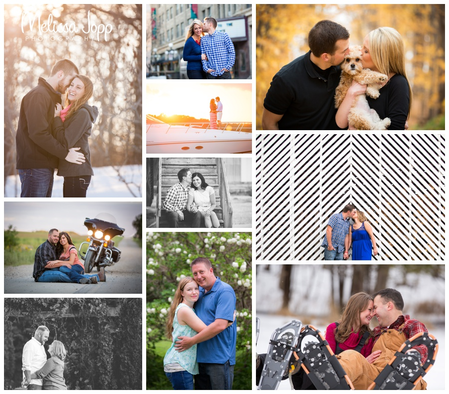 Beautiful engagement sessions with Melissa Jopp Photography Victoria MN