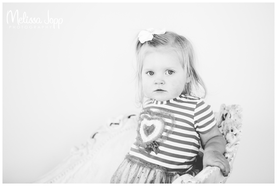 sweet baby girl child portraits with family photographer in victoria mn