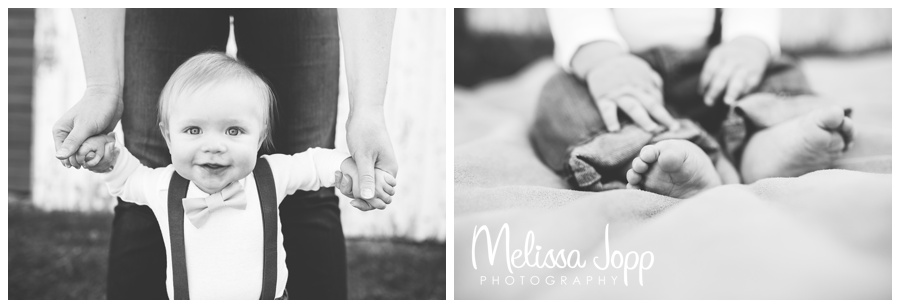 sweet baby boy 6 month pictures with melissa jopp photography