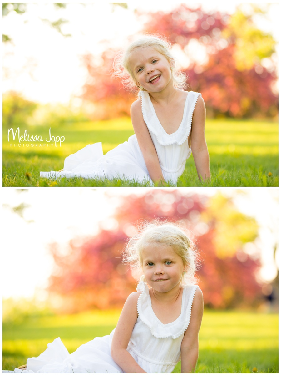 sweetness of a child in spring photographer in chanhassen minnesota