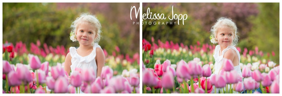 spring photo session at the mn arboretum wtith mayer mn photographer