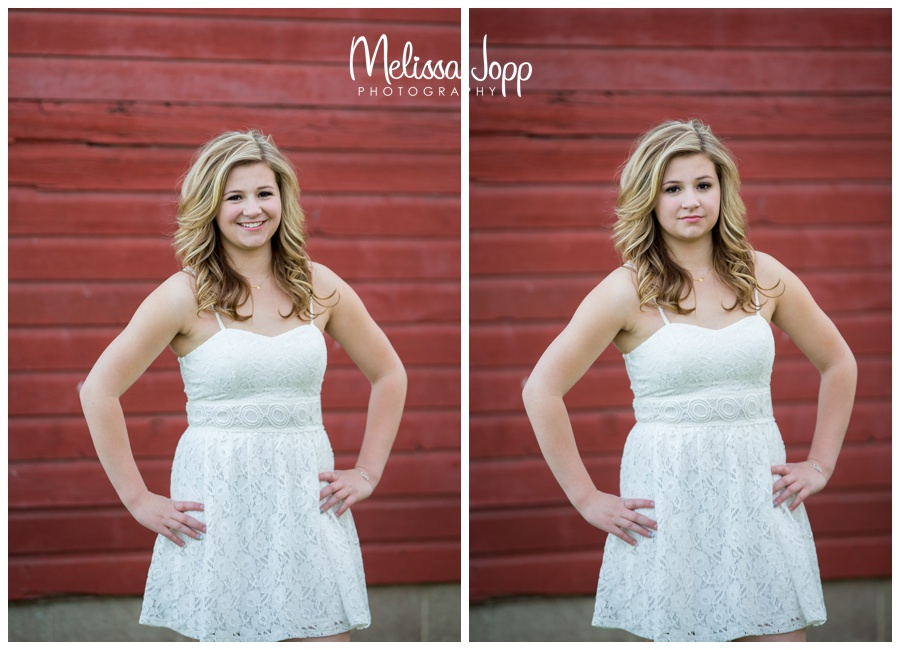 white dress with boots  senior pictures in the country with mayer mn portrait photographer