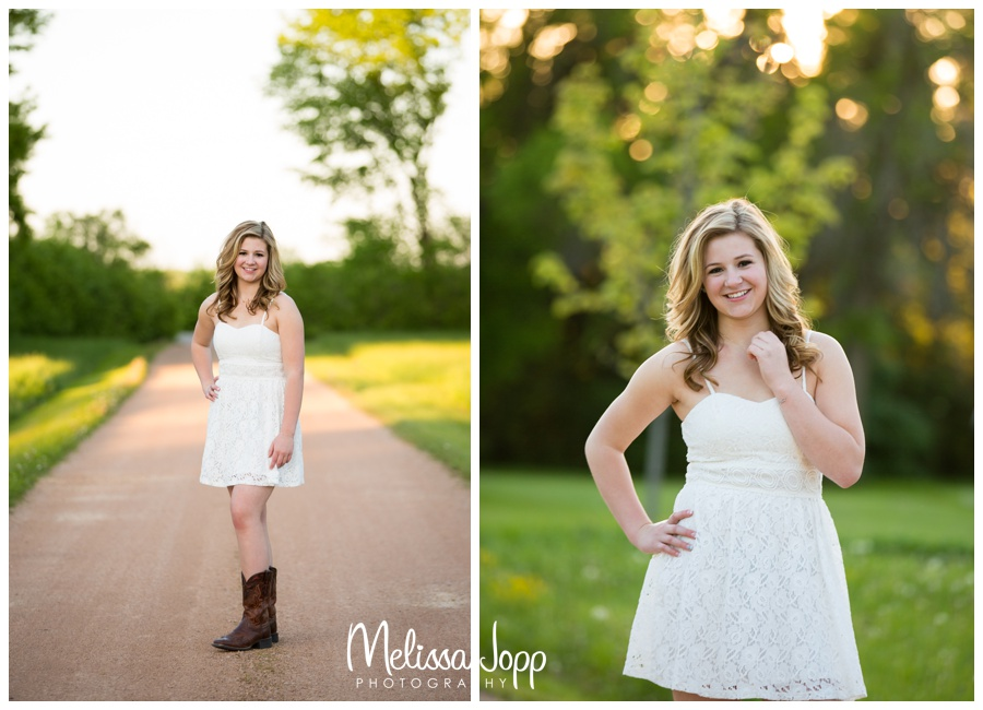 senior pictures in the country waconia high school mn