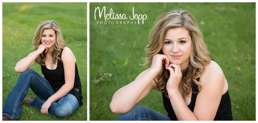 close up senior model session in the country with photographer from waconia mn