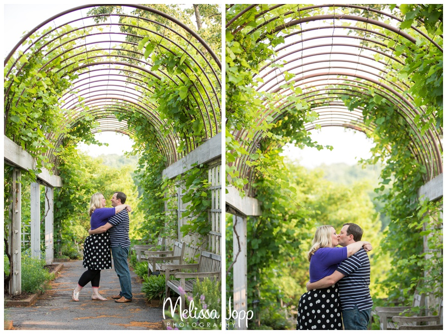 Gorgeous outdoor engagement session in Chaska MN - Mn Landscape Arboretum Engagement Pictures Melissa Jopp Photography