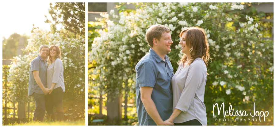 engagement pictures with sun flare chanhassen mn engagement photographer