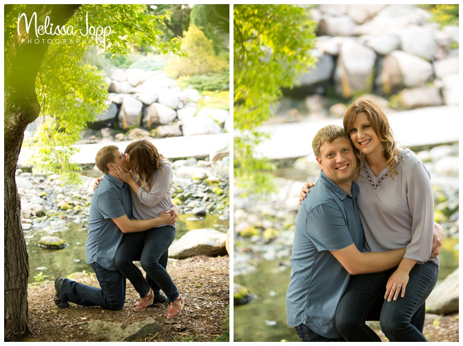 engagement and wedding photographer in chaska mn