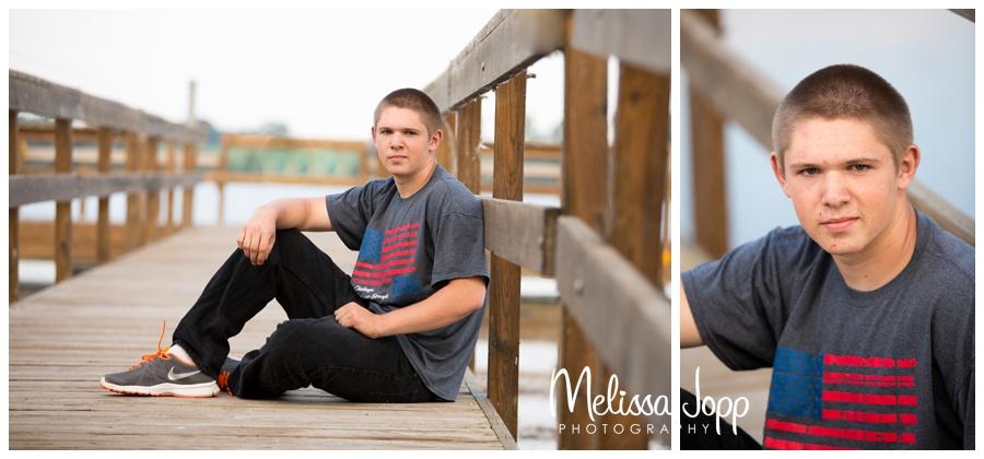 senior pictures by lake mn senior portrait photographer