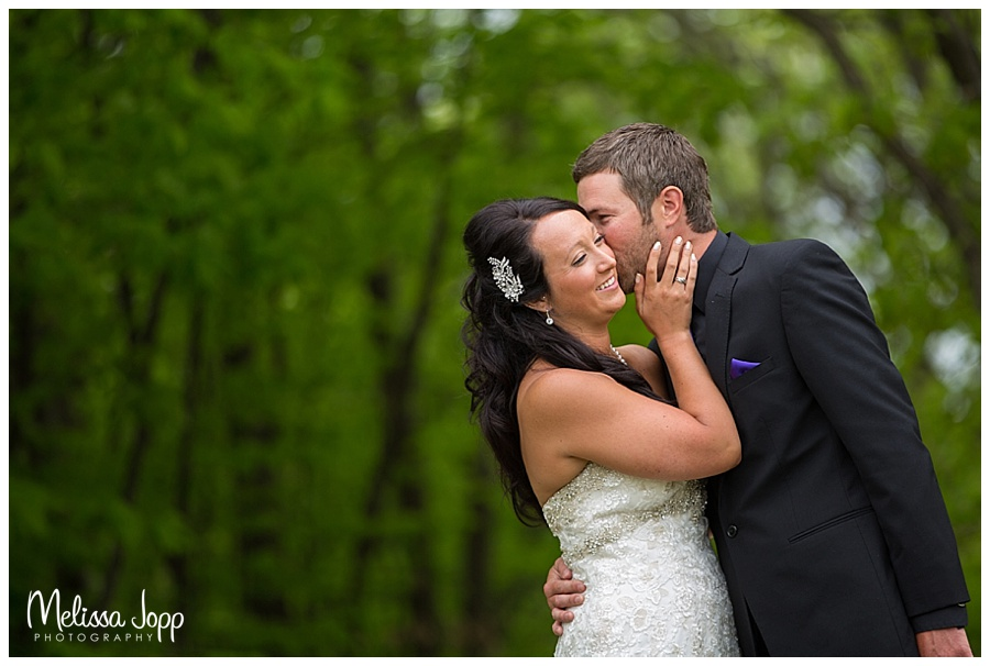 Lake Ann Wedding Pictures in Chanhassen MN