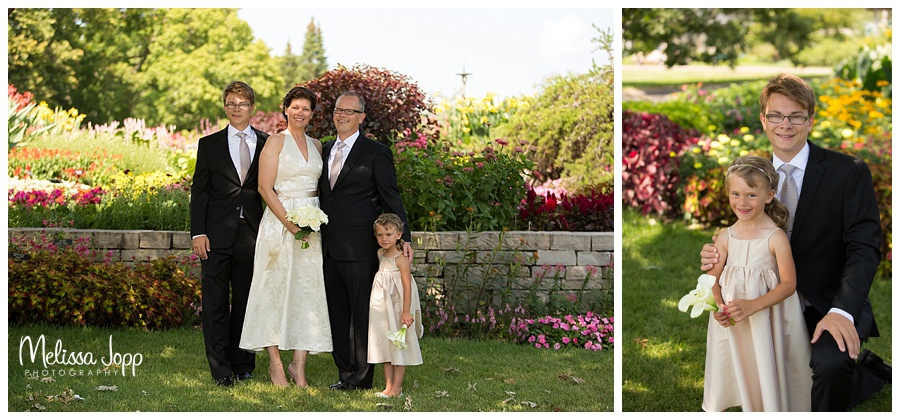 family wedding pictures chaska mn