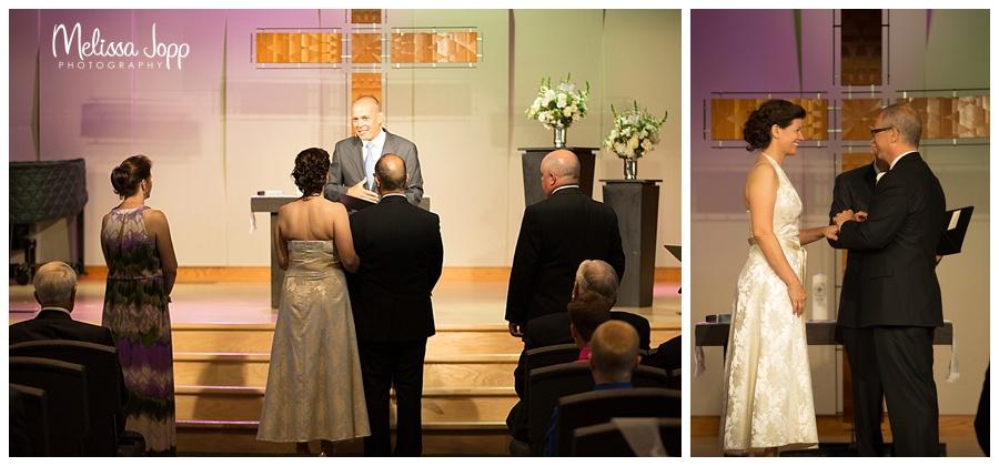 wedding ceremony pictures chaska mn