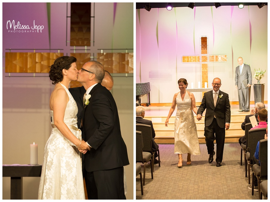 first kiss wedding pictures chaska mn