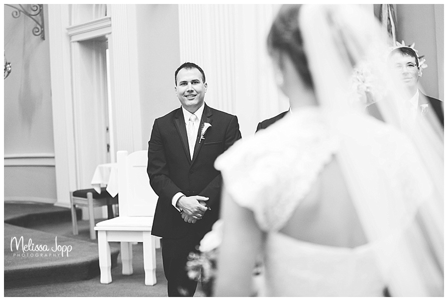 walking down the aisle pictures winsted mn
