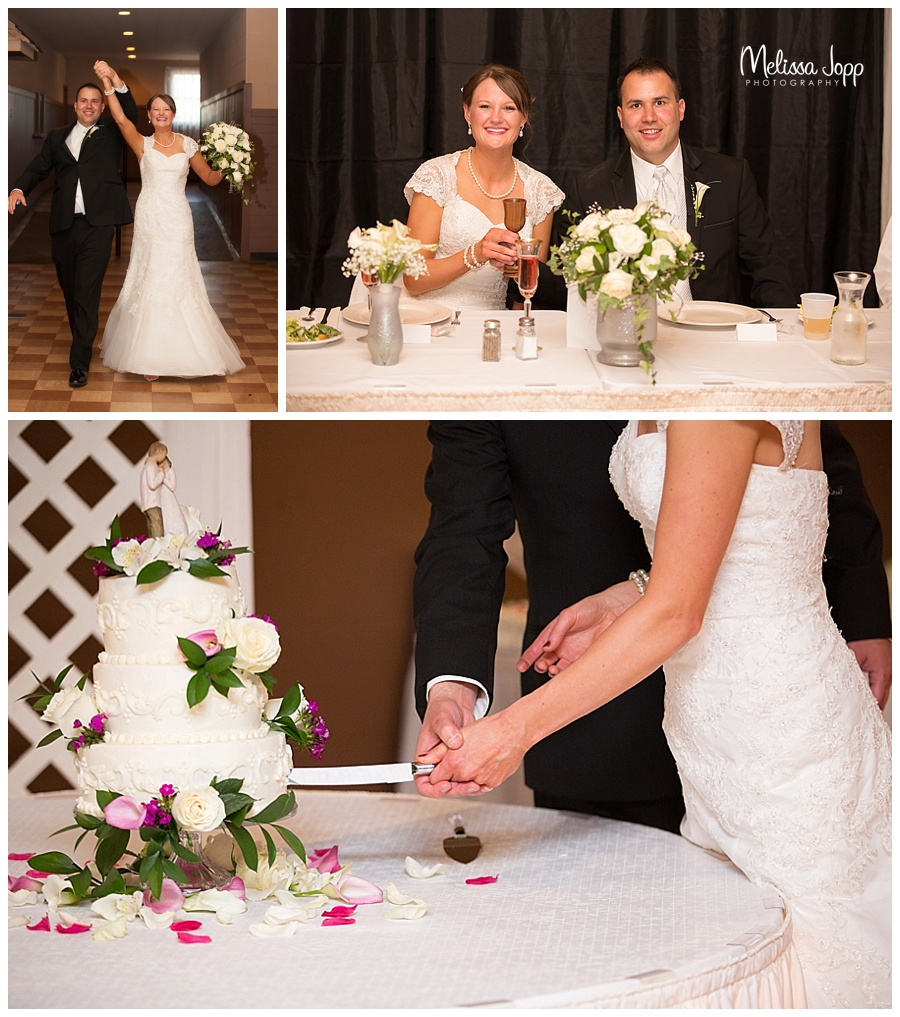 cake cutting pictures in winsted mn