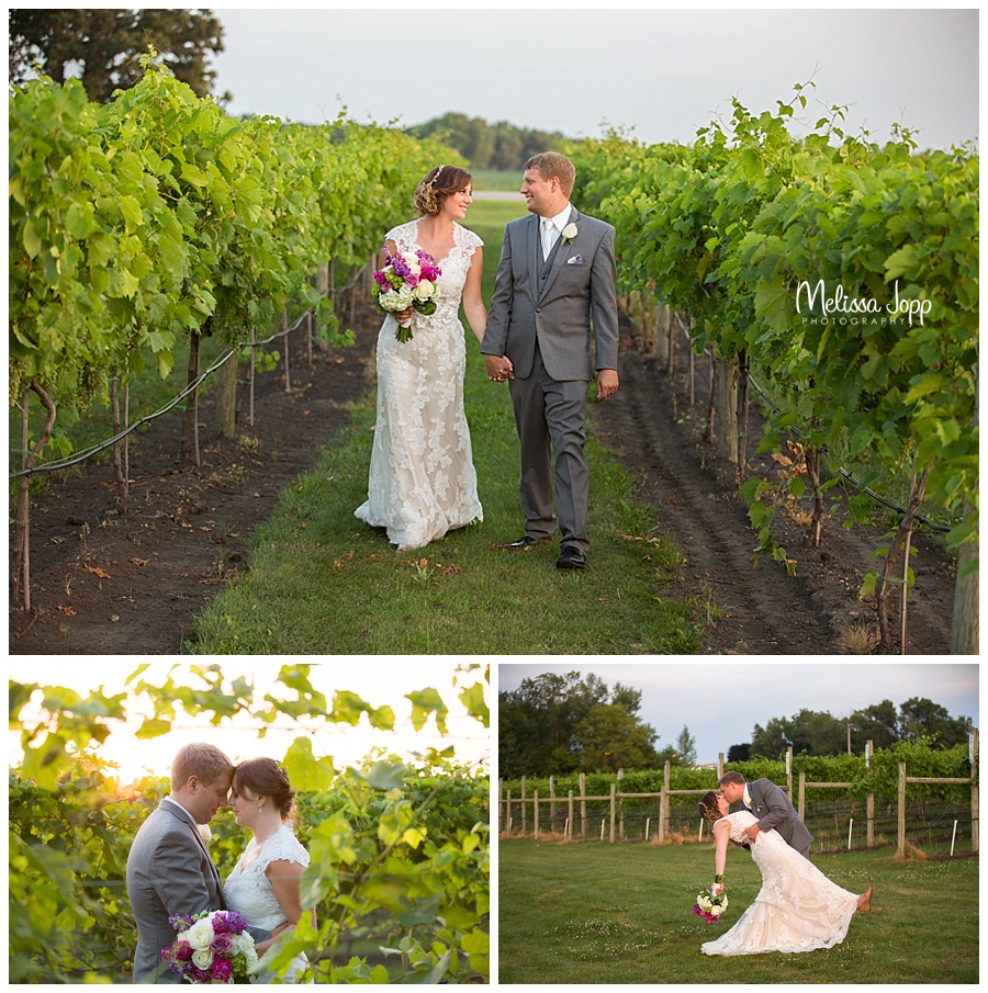 outdoor sunset wedding pictures hutch mn