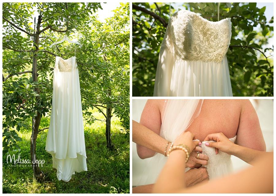 outdoor wedding dress pictures minnetonka mn