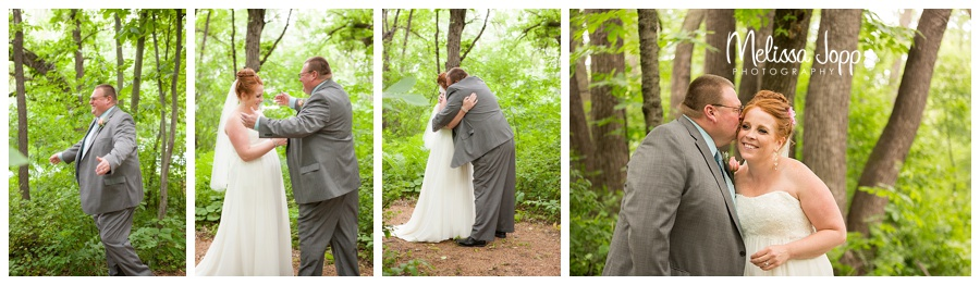 father daughter wedding pictures mn