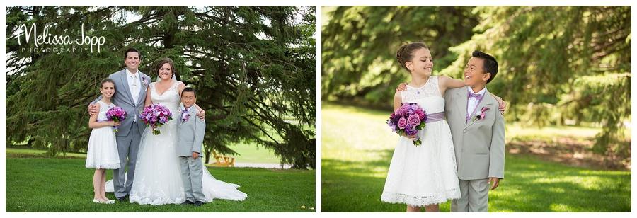 flower girl and ring bearer chaska mn