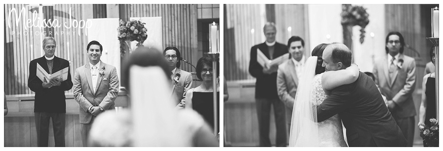 walking down the aisle pictures chaska mn