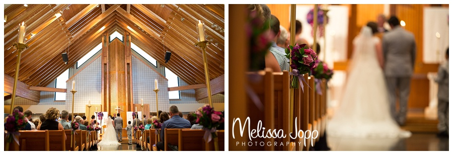 church wedding ceremony pictures waconia mn