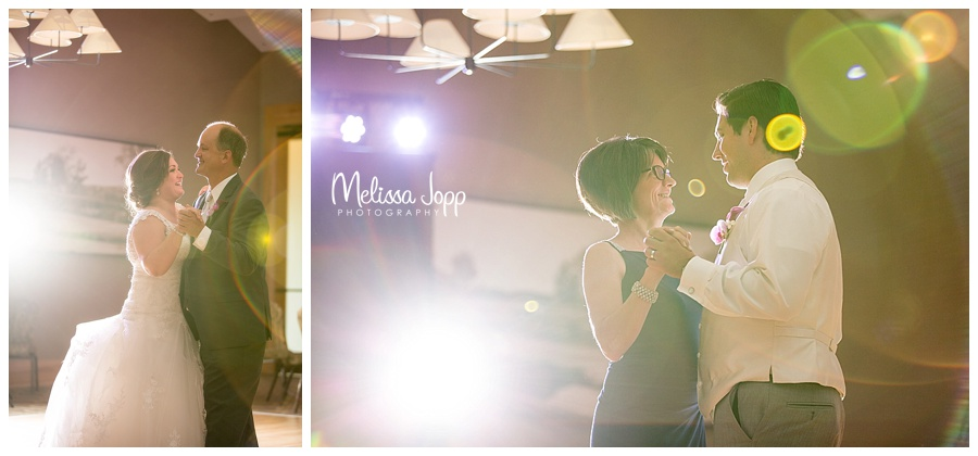 mother son and father daughter wedding dance chaska mn