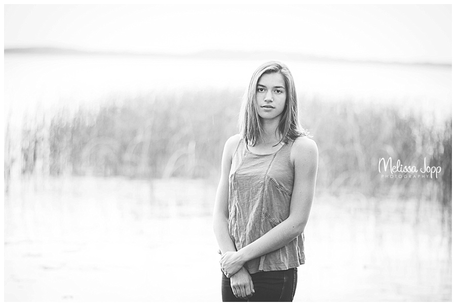 serious look senior pictures waconia mn
