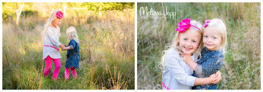 family pictures in field carver county mn