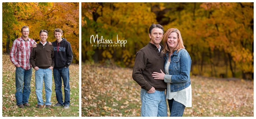 fall colors family pictures chanhassen mn