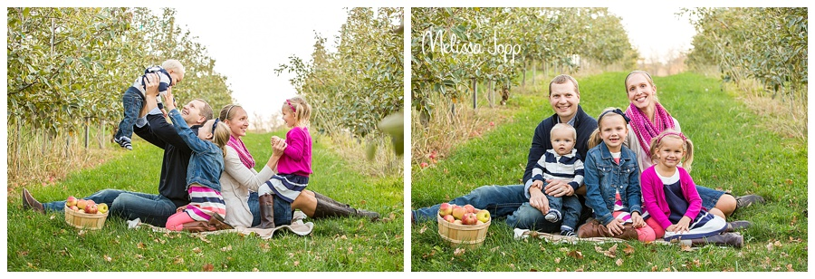 apple orchard family pictures minnetonka mn