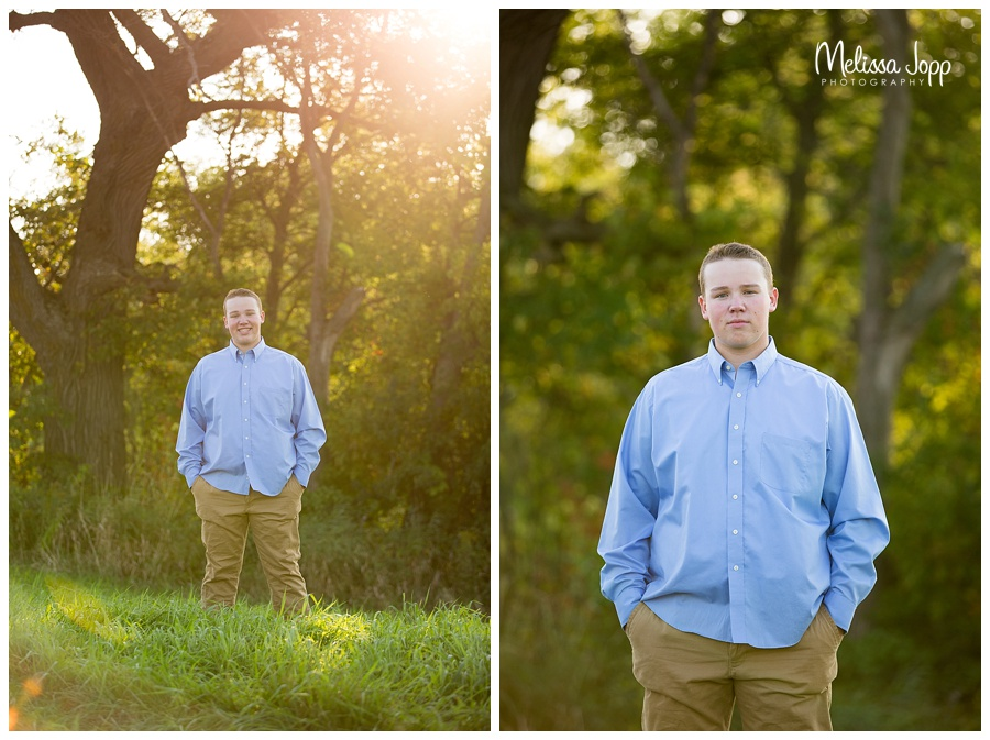 sunset senior pictures cologne mn