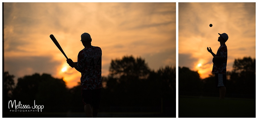 male sunset senior pictures victoria mn