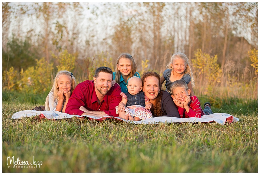 outdoor country family pictures mayer mn