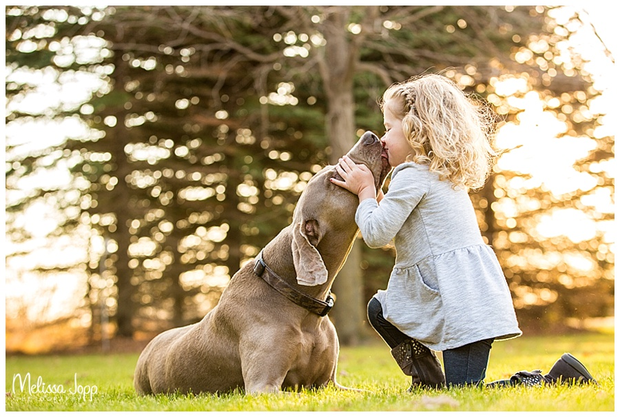 child with dog pictures norwood young america mn