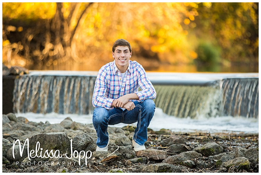 senior pictures by water watertown mn