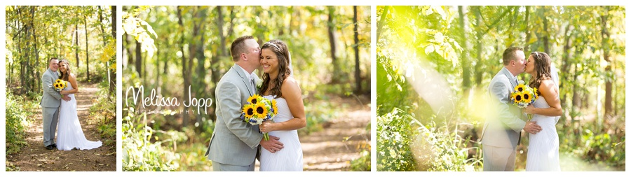bride and groom rustic wedding pictures minnetonka mn