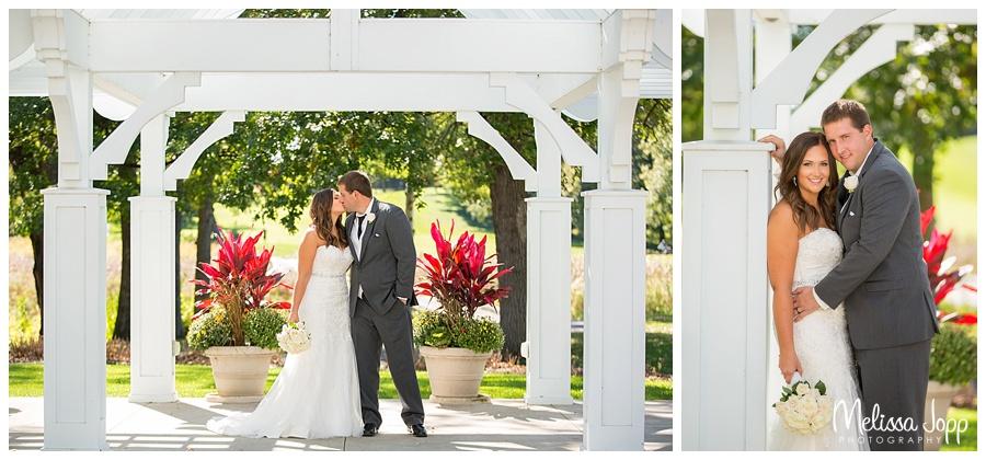 outdoor wedding pictures eden prairie mn
