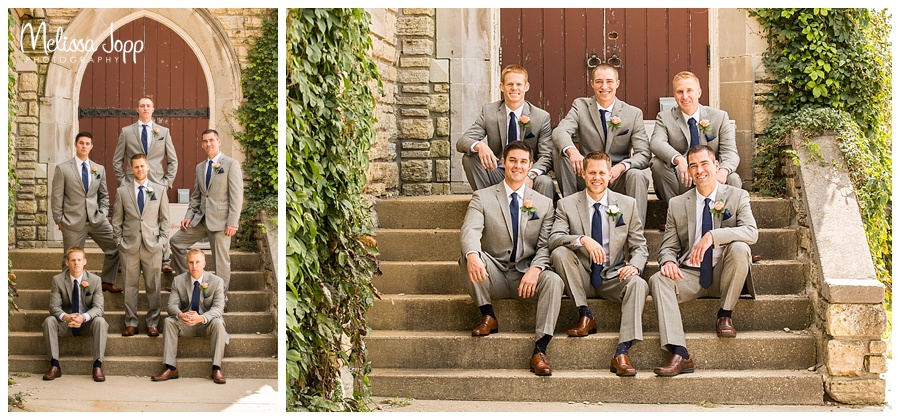 groomsmen pictures carver county mn