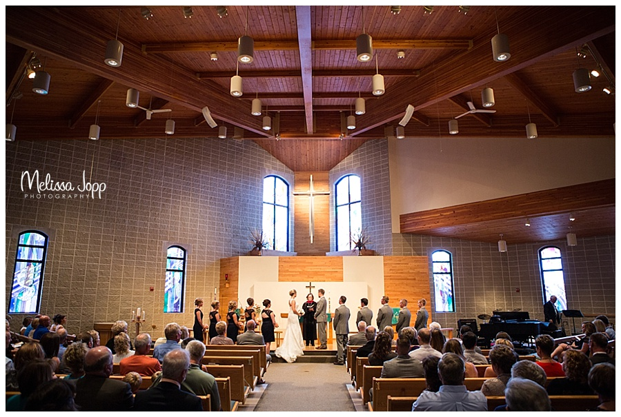 church wedding ceremony pictures carver county mn