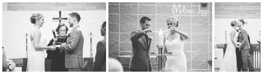 first kiss wedding pictures southwest metro mn