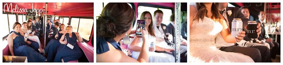 wedding party bus pictures eden prairie mn
