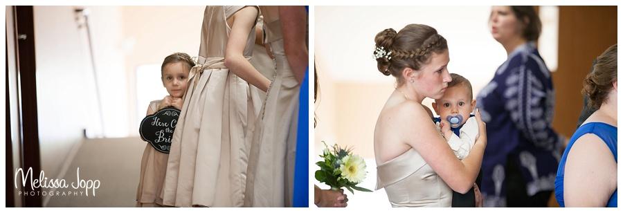 flower girl wedding pictures minneapolis mn