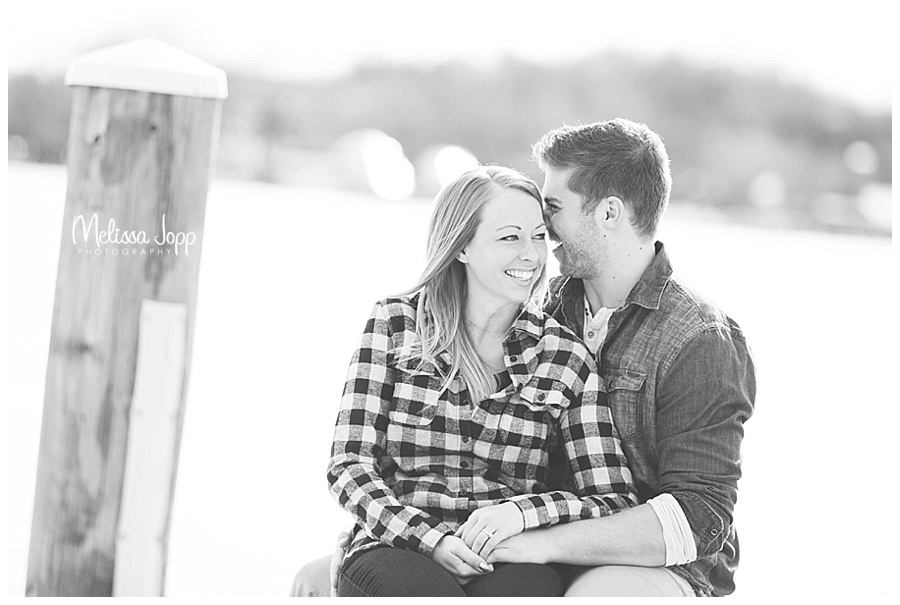 lake minnetonka engagement pictures excelsior mn