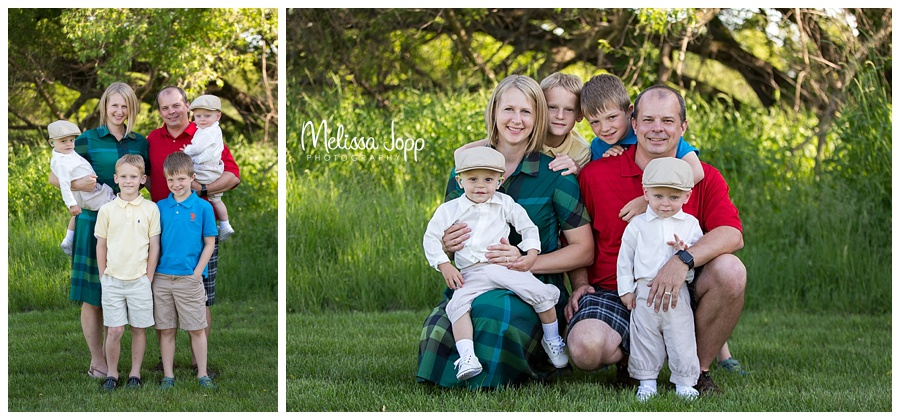 outdoor family pictures new germany mn