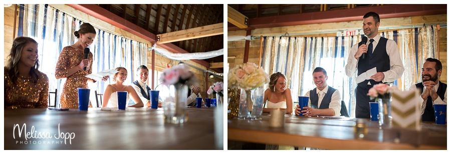 wedding speeches cottage grove mn