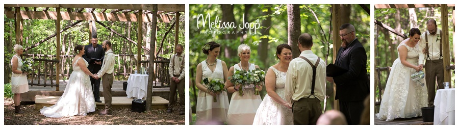wedding ceremony pictures carver county mn