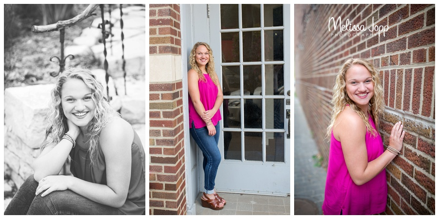 outdoor senior pictures excelsior mn