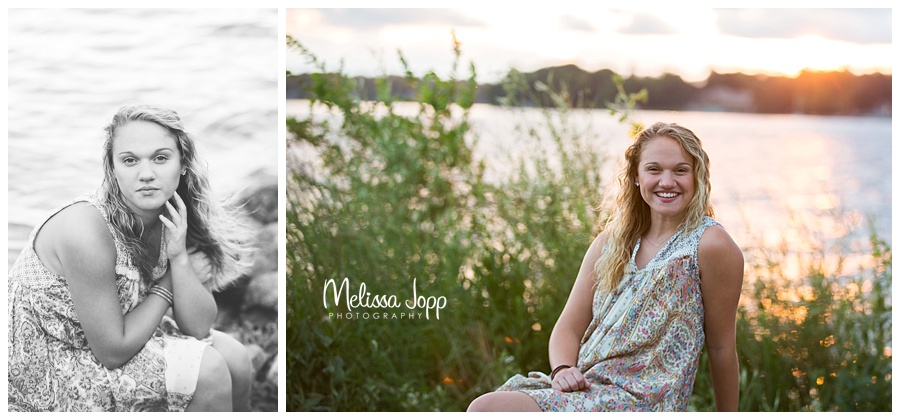 sunset senior pictures carver county mn
